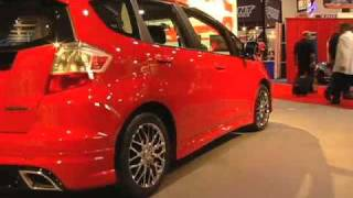 2012 SEMA American Honda Overview videos