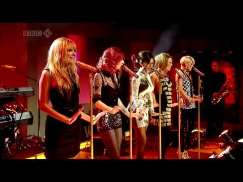 Girls Alond - Promise - Jonathan Ross 2008 HD