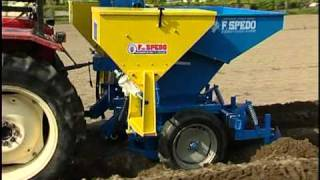 TRAM Spedo SPA Potato Planter