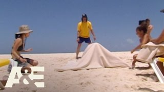 Criss Angel: Mindfreak Beach Trick