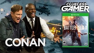 "Clueless Gamer: ""Battlefield 1"" with Terry Crews"