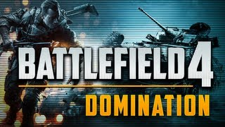 Battlefield 4: A look at Domination game type