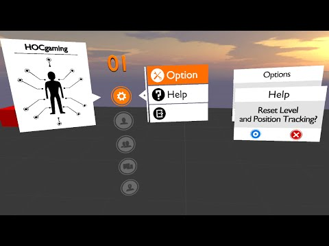 Someone did the SAO menu with Leap Motion and Oculus Rift.,