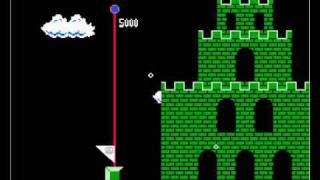 Super Mario Bros Strange Cool Areas Part 4