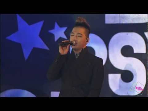 2011 YG family concert in Seoul - Lonley - TAEYANG ver.