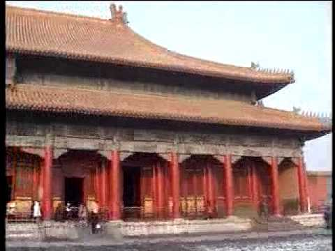Winter at the Gugong (Forbidden City 北京 故宫) Beijing, China