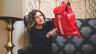 My Mom Freaks Out over My Biggest Supreme Purchase