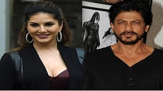 sunny leone,srk, raees, Sunny Leone item song in RAEES
