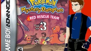 Let's Play Pokemon Mystery Dungeon: Red Rescue Team part 3/31: Getting Noticed