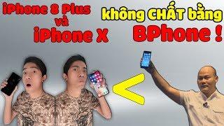 VÌ SAO IPHONE KHÔNG CHẤT BẰNG BPHONE   CrisDevilGamer Vlog
