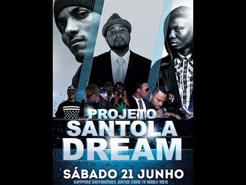 waik maik-- Projecto Santola Dream --- OFICIAL VIDEO--- 2014
