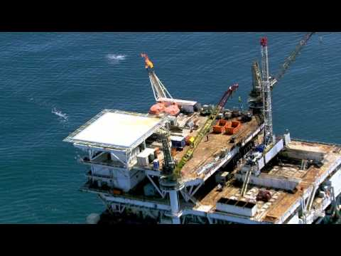 Solaris Oil Platform HDVideo BigWeb