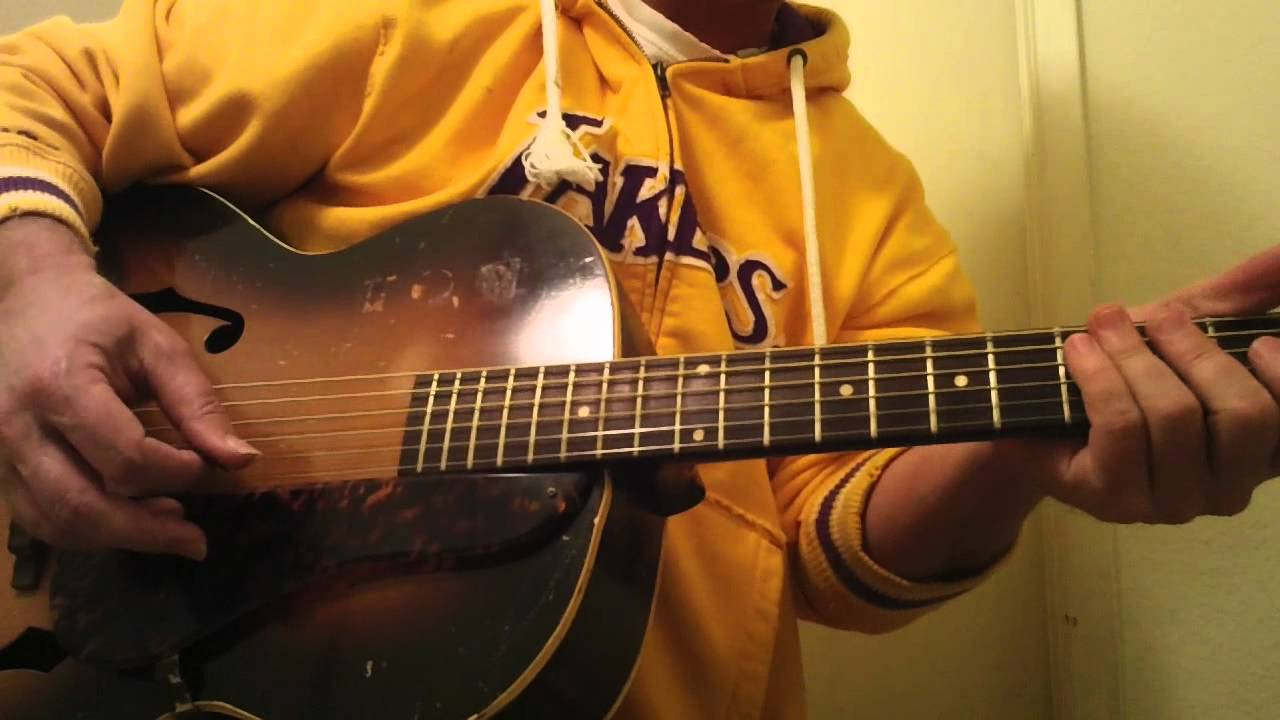 1950 Gretsch New Yorker SOLD SOLD with old beat up HC Will ...