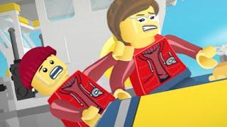 Lego City - Poplach