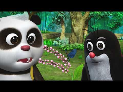 Krtko a Panda 21 - Čarovné základné farby