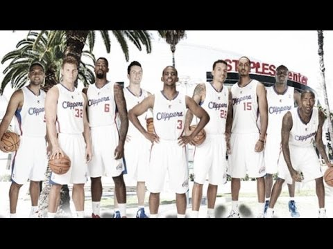 2014 Los Angeles Clippers - It's Time!