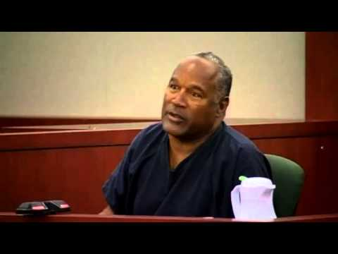 O J  Simpson takes witness stand in bid for new robbery trial