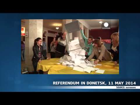 Self-Rule Vote in Ukraine