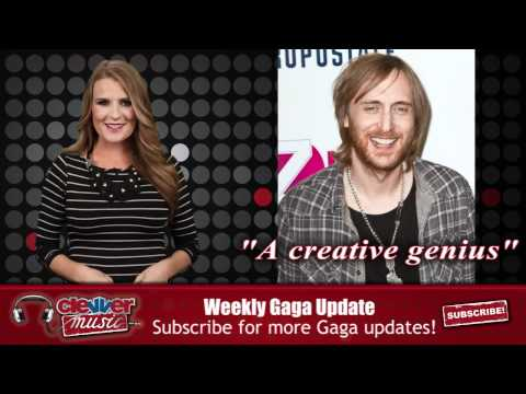 What's Up With Gaga? - Playing Amy Winehouse, David Guetta Collaboration