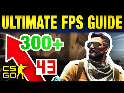 Top 5 Insane Tips to Boost FPS in CS:GO