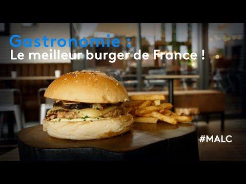 Gastronomie : le meilleur burger de France !