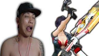 NTN - Bình Luận CrossFire Legends Dao Găm