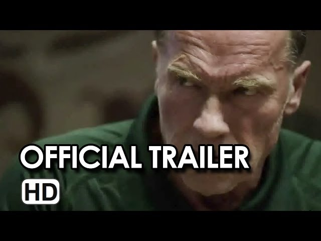 Sabotage Official Trailer (2014) HD - Arnold Schwarzenegger movie