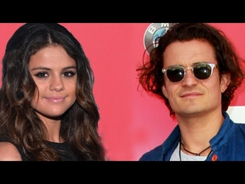 Selena Gomez Is Seeking Help From Orlando Bloom After Breakup With Justin Bieber