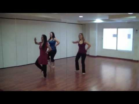 Break the Chains Bollywood choreography ensayo vid 2