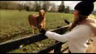Miley Cyrus Nashville Farm Tour (From HM Season 1 DVD