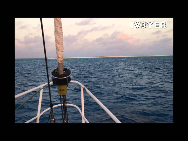 VK9MT Mellish Reef 2014 by IV3YER