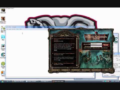 how to hack pirates of the carribean online with cheat engine 5.5