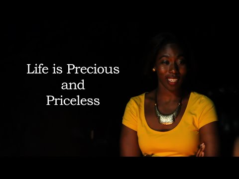 Touchy Taytum Presents - Life is Precious and Priceless