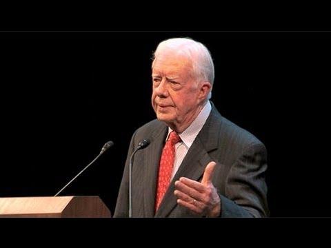 Pres. Carter: U.S. Should Negotiate with Iran & N. Korea