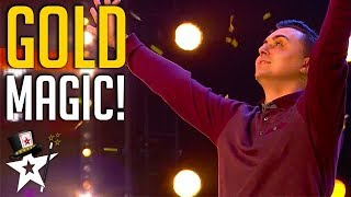 Top 5 GOLDEN BUZZER Magicians on Got Talent Global | Magicians Got Talent