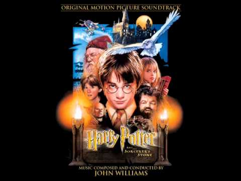 Harry Potter and the Sorcerer's Stone Soundtrack - 09 Hogwarts Forever! and The Moving Staircase,