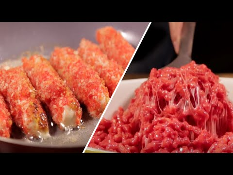 Flaming Hot Cheetos Recipes- Buzzfeed Test #16