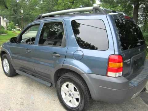 2005 Ford Escape XLT Sport 4WD (Wilmington, Massachusetts)