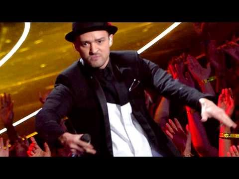 Justin Timberlake True Blood & Only When I Walk Away Mirrors TKO Live YouTube Music Awards 2013 YTMA