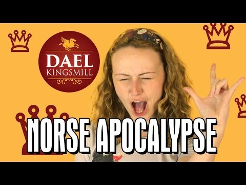 Norse Mythology is So Metal! Dael Kingsmill Explains Ragnarok