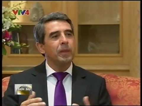 Interview with the President of Bulgaria