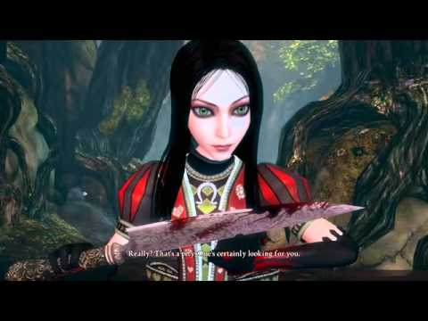 Let's Play Alice Madness Returns - Royal Dress - Nightmare Difficulty 02