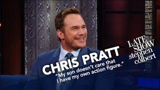 Chris Pratt's Wife Wasn't Into His Love-Making Mixtape