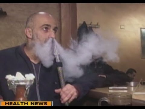 Study: Hookah lounges have high levels of air pollution