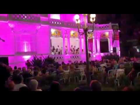 Grupo Vozes canta na Pinacoteca Benedito Calixto - 15º Aleluia é Natal!