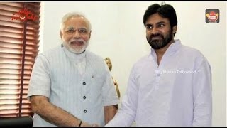 Tollywood Celebrities Meet Narendra Modi -Photo Play