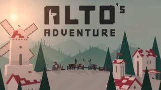 Alto's Adventure Level 1 Walkthrough [IOS]