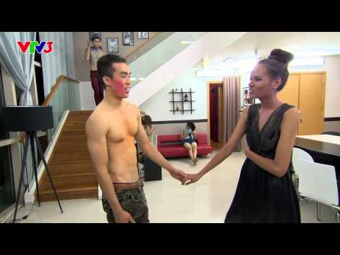 Người Mẫu Việt Nam 2014 Tập 3 - Vietnam's Next Top Model 2014 Episode 3