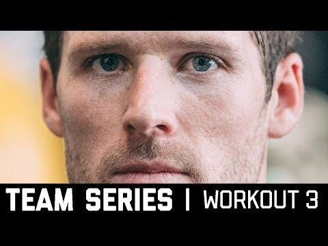 2018 CrossFit Team Series Ohlsen + Mayer | Workout 3