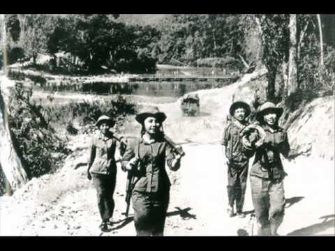 Chào em cô gái Lam Hồng - Sáo Trúc Tương Nhuệ